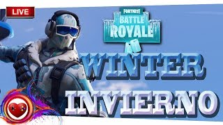 🤩 FORTNITE WINTER GIVEAWAY SORTEO [ESPANOL] [ENGLISH] 🤩 Let's Play