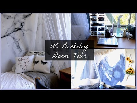 UC Berkeley Dorm Tour | mereheartsyou