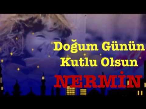NERMİN İyi ki Doğdun :)  3. VERSİYON Komik Doğum günü Mesajı ,DOĞUMGÜNÜ VİDEOSU Made in Turkey :) 🎂