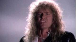 Whitesnake - Is This Love(1987) The music video featured David Coverdale's future wife Tawny Kitaen, who had appeared in the band's earlier video for