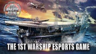 Warship Rising - 10 vs 10 Real-Time Esport Battle - Android Gameplay screenshot 4