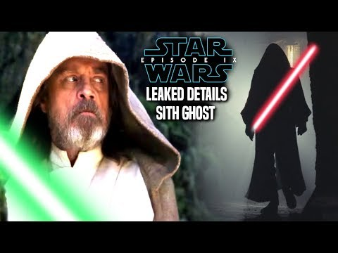 Star Wars Episode 9 Luke vs Sith Ghost! Potential Spoilers & More