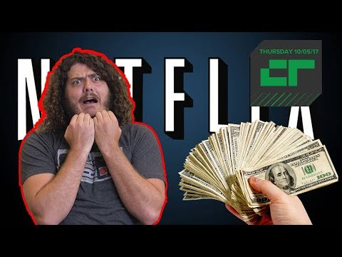 Netflix Is Raising Prices  Crunch Report