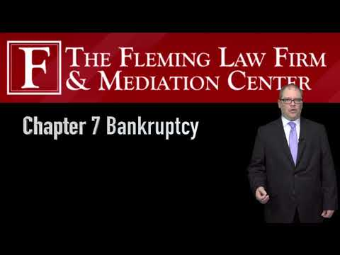 Can you retain  your assets in a Chapter 7 bankruptcy?
