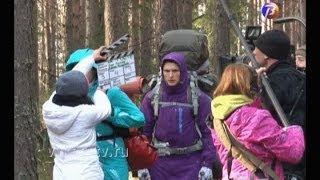 """На съемках мистического фильма """"Гость-2014"""" в Выксунском округе."""