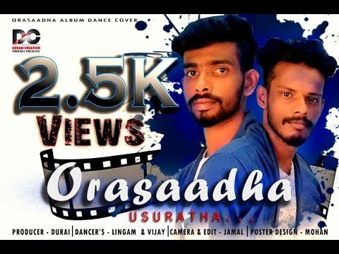 Orasaadha Promo Cover Dance | Vijay -...