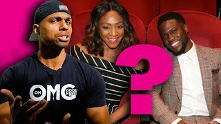 Kevin Hart gets ABANDONED by Tiffany Haddish