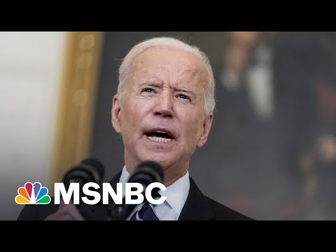 Biden Flexes Executive Power In Covid Vaccine Push Rachel Maddow looks at President Joe Biden's muscular new initiative to push more Americans to get vaccinated against Covid, From YouTubeVideos