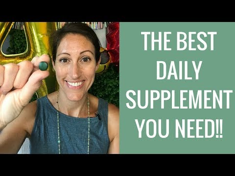 Dr. Melissa's SECRET Energy Booster | Superfood Blue Green Algae & Super Probiotic | Spirulina