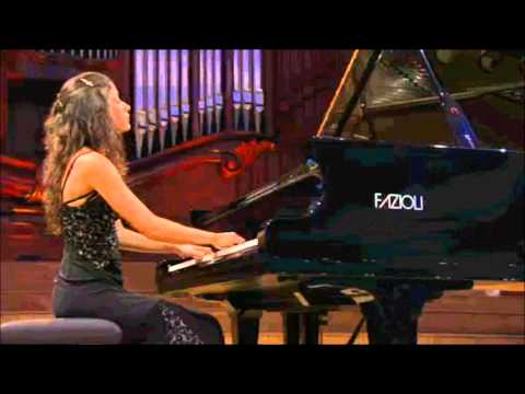 Irene Veneziano polonaise op.44 Chopin International Piano Competition 2010