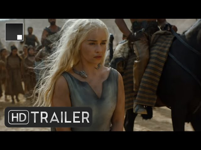 Game of Thrones - Season 6 - RED BAND Trailer HD