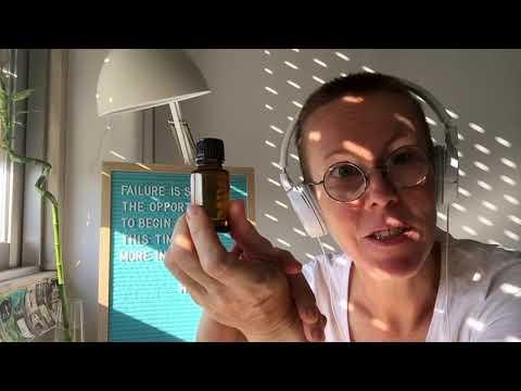 Korrekt brug af flasker (æteriske olier)
