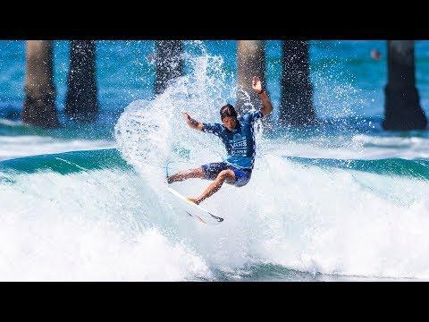 2018 Vans US Open Of Surfing | Finals Highlights