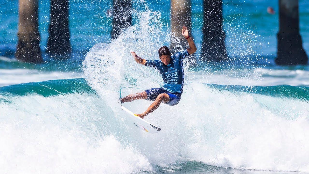 e8cccb6da1b438 2018 Vans US Open of Surfing