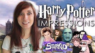 HARRY POTTER IMPRESSIONS