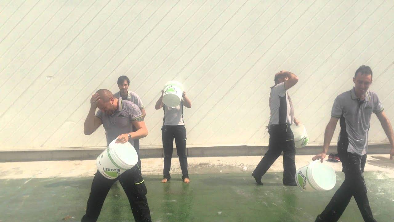 Ice bucket challenge leroy merlin solbiate arno reparto for Leroy merlin solbiate arno