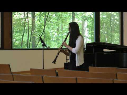 Clarinet Solo | Béla Kovács - Hommage à Manuel de Falla