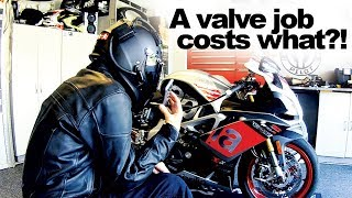 Why NOT to buy an Aprilia RSV4
