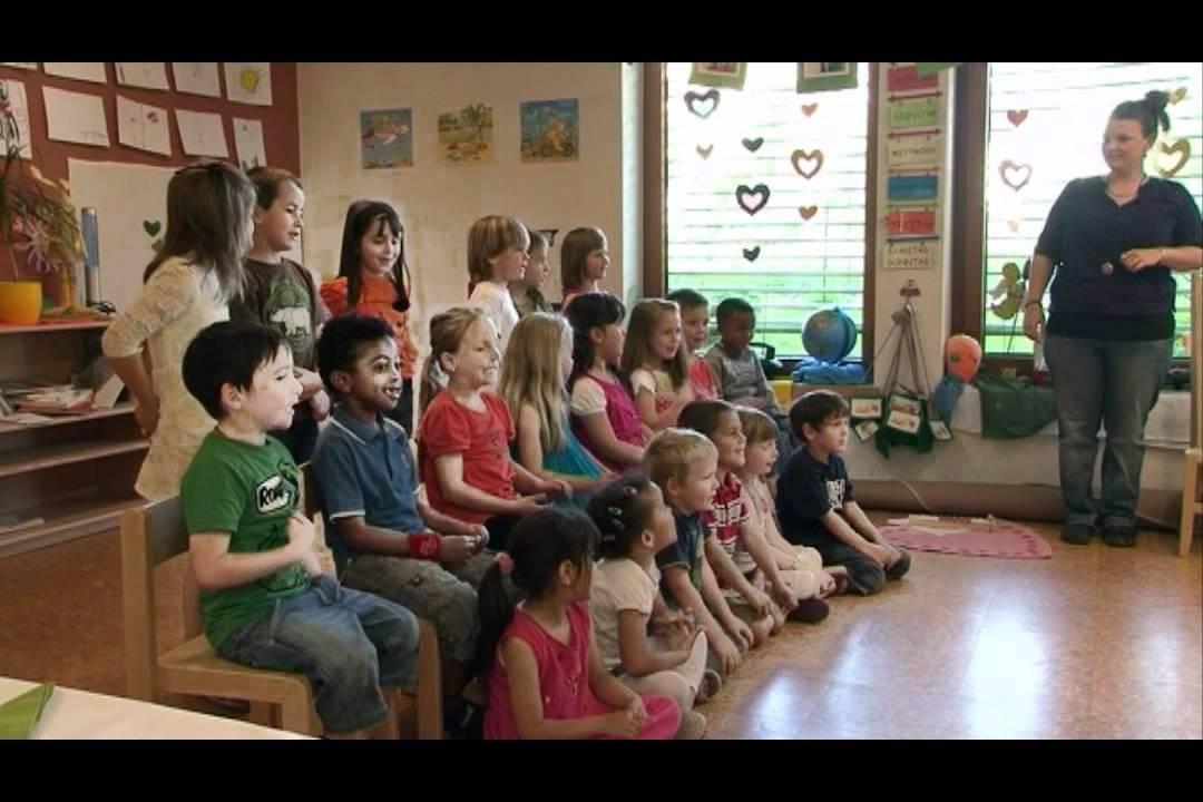 Muttertag Im Kindergarten Youtube