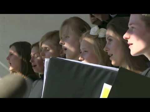 Johann Sebastian Bach - Aria - Choir Aidija