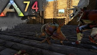 Dung Beetles & Getting Drunk! - ARK: SURVIVAL EVOLVED SERVER GAMEPLAY E74 | Docm77