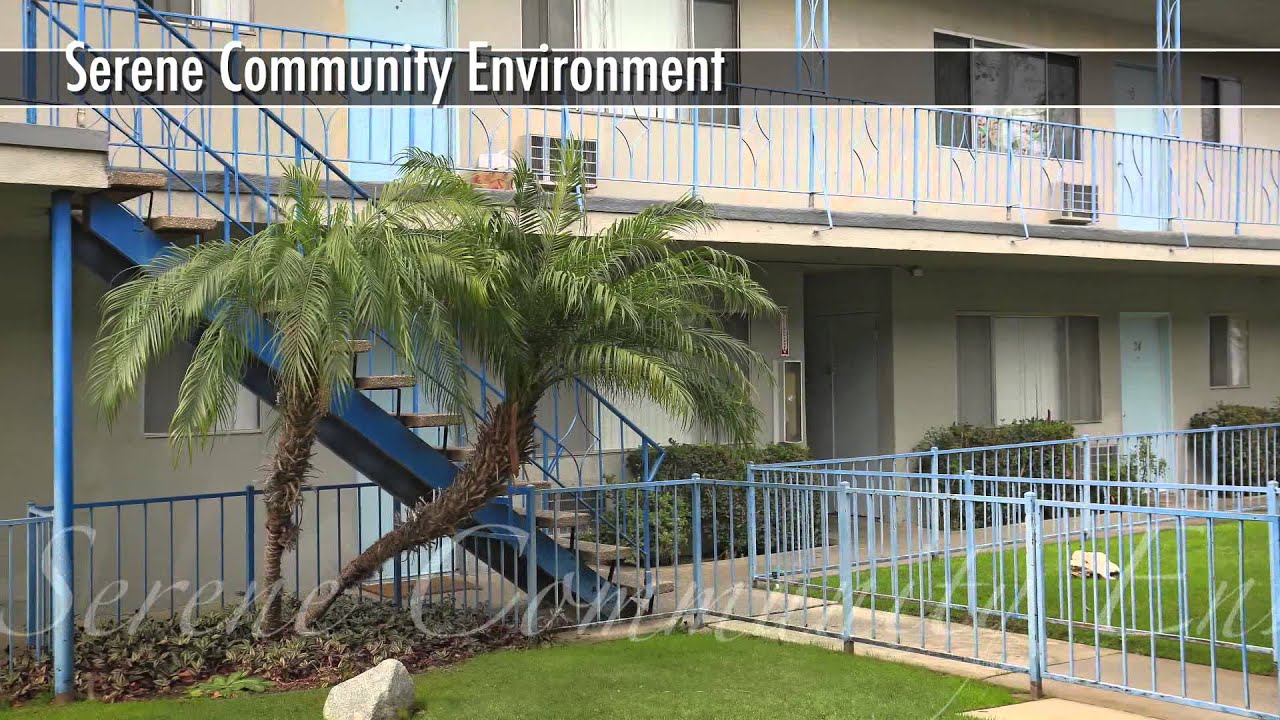 Terrace Apartments Canoga Park CA