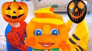 Halloween Song I KLS Nursery Rhymes Songs For Kids