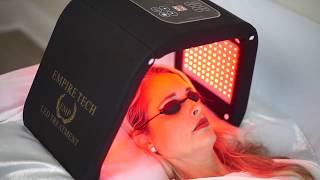Empire Tech Led Face & Body Treatment Machine - Full Video