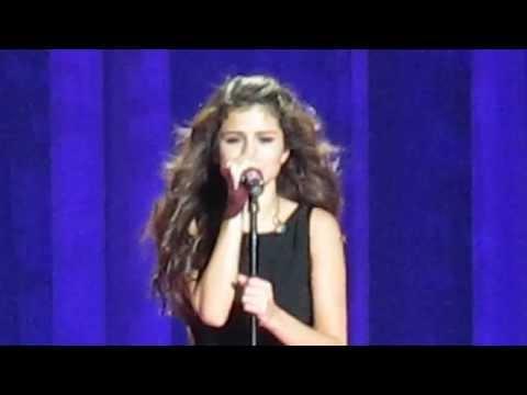Selena Gomez- Love Will Remember- 10/20/13