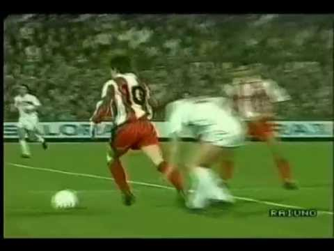 Dragan Stojkovic Piksi Dribbling Skills (Float like a butterfly, sting like a bee)