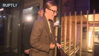 Первое видео Собчак после её заявления о намерении участвовать в президентских выборах