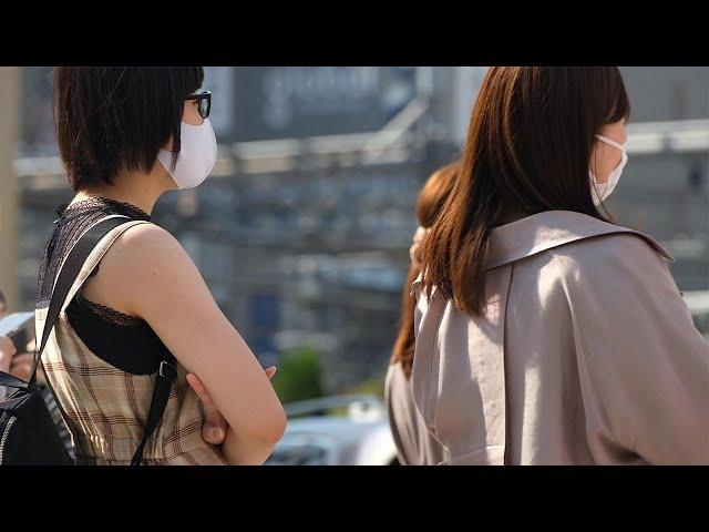 東京都心で初の夏日 広範囲に高気圧、九州では29度台