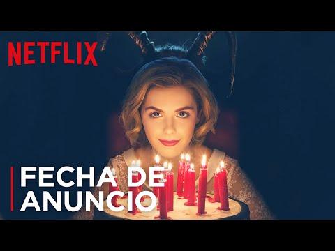 El Mundo Oculto De Sabrina   Anuncio de fecha   Netflix