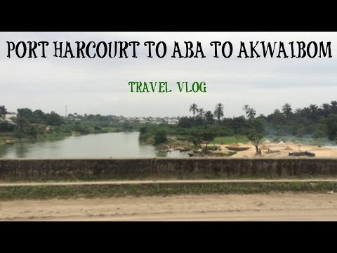 PH TO ABA TO AKWAIBOM TRAVEL VLOG|| INTER-HOUSE SPORTS DAY AT TOPFAITH INT. SEC SCH 2018