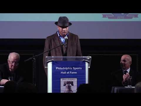 Allen Iverson FULL Induction Speech - Philadelphia Sports Hall of Fame (2018)