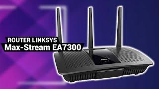 Análisis de router Linksys EA7300 MaxStream