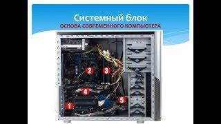 Информатика, что такое компьютер,1 урок