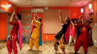 LOVELY vs PU | Ravinder Grewal |  by The Dance Mafia[RIPANPREET SIDHU] 9501915609