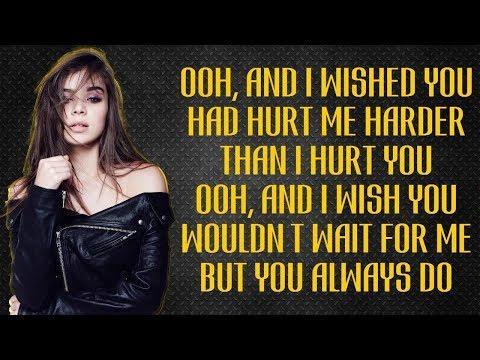 Hailee Steinfeld & Alesso - Let Me Go (Lyrics/Letra Video) ft. Florida Georgia Line & watt