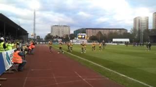 BK Häcken klacken efter 6-0 mot IFK Norrköping