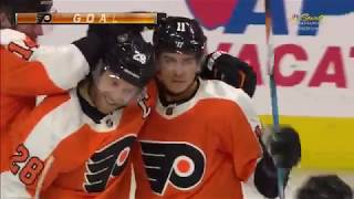 Konecny's two goals get Flyers over Canadiens