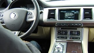 Jaguar XF Sportbrake 2013 Videos