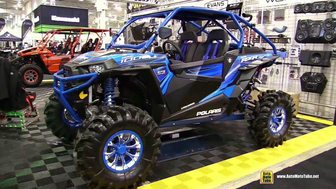2015 Polaris Rzr Xp 1000 Walkaorund Accessorised By
