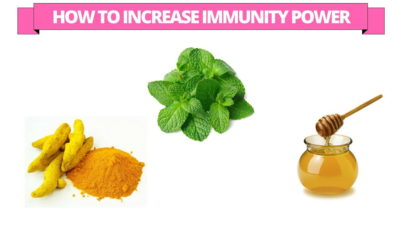 How to raise immunity