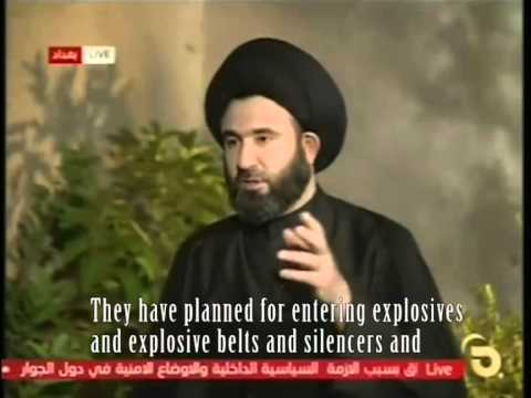 al Baghdadiya TV Watheg al Battat Iran MEK PMOI Attack Camp Liberty