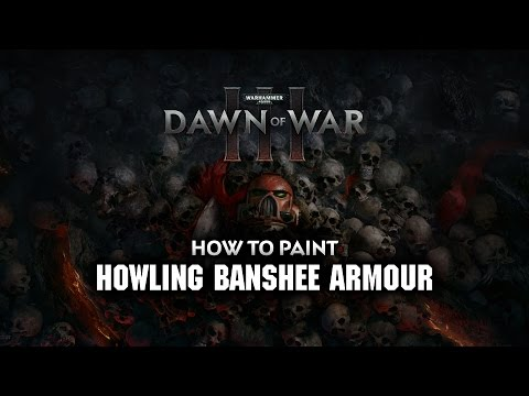 WHTV Tip of the Day - Howling Banshee Armour 720p 01