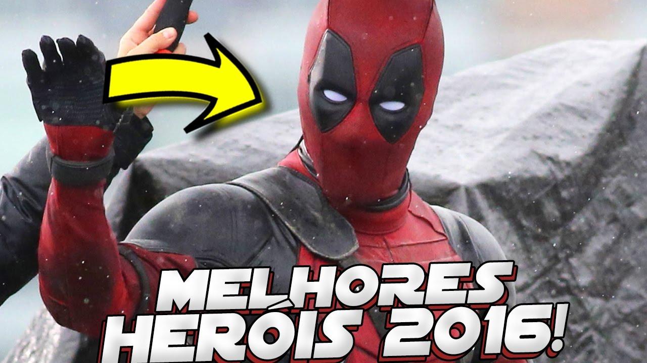 Download OS MELHORES FILMES DE SUPER HEROIS DE 2016