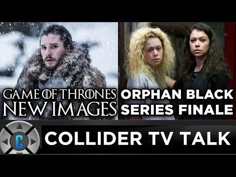 Game of Thrones Pictures, Mr. Mercedes Recap, Orphan Black Series Finale - Collider TV Talk