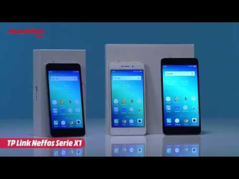 Neffos X1 Gli Smartphone Di Tp Link Youtube