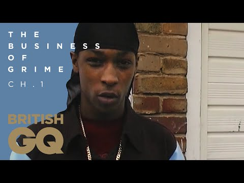 The Business Of Grime: Chapter One I A Blueprint For DIY Culture I British GQ